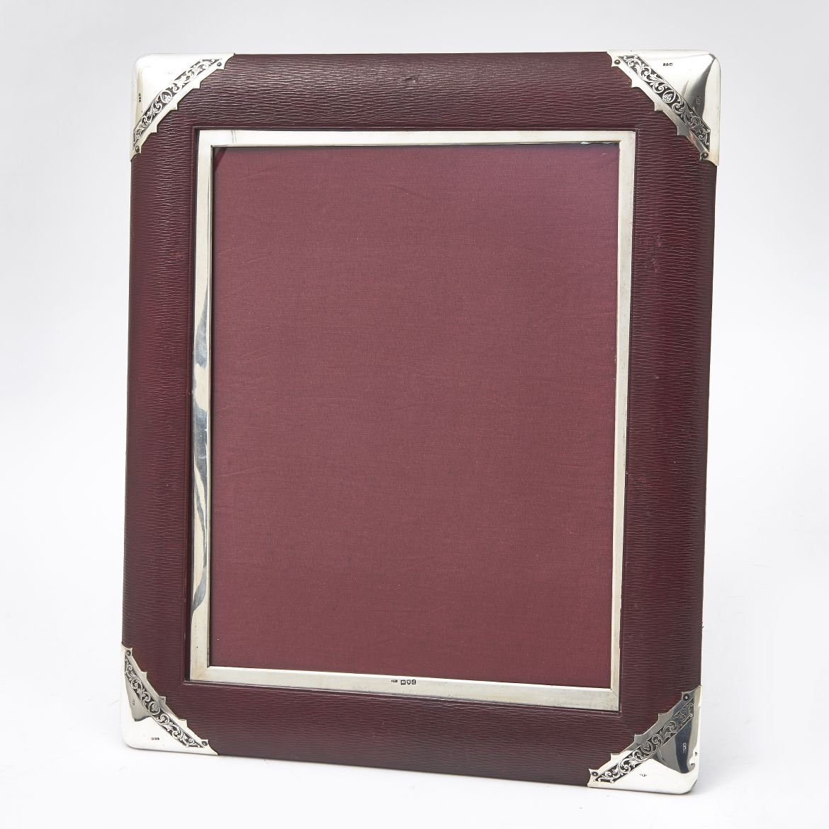Large Leather Frame