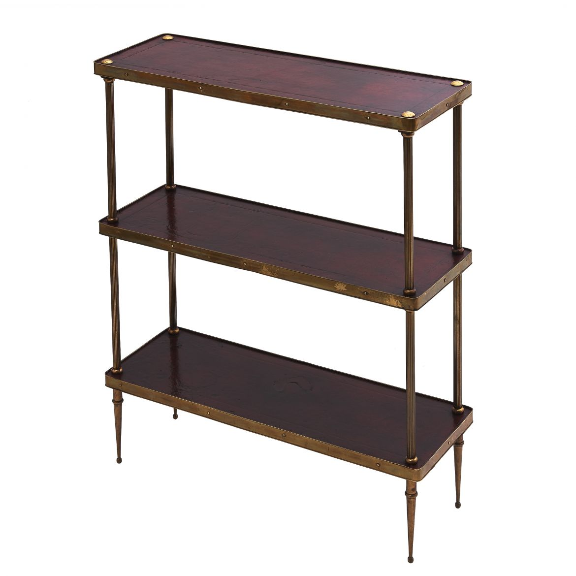 English Three Tier Etagere