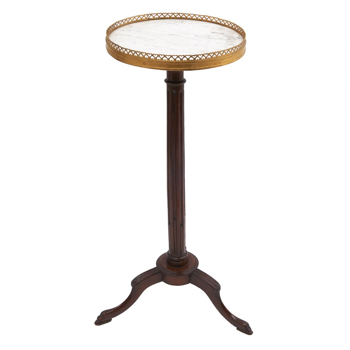 Louis XVI Walnut Sidetable
