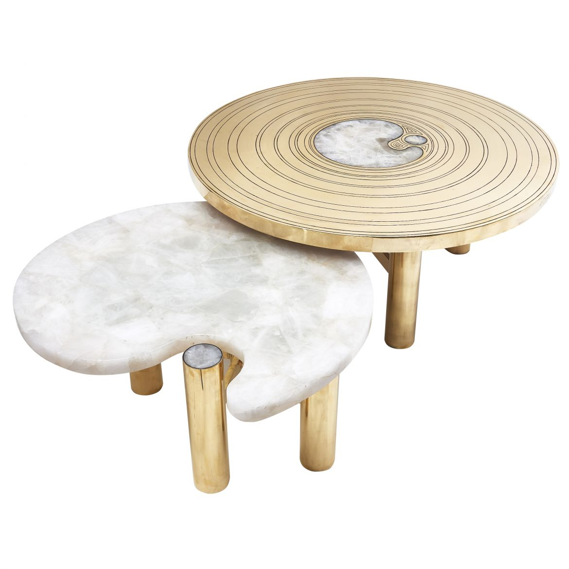 "Arriau ""Escargot"" Coffee table"