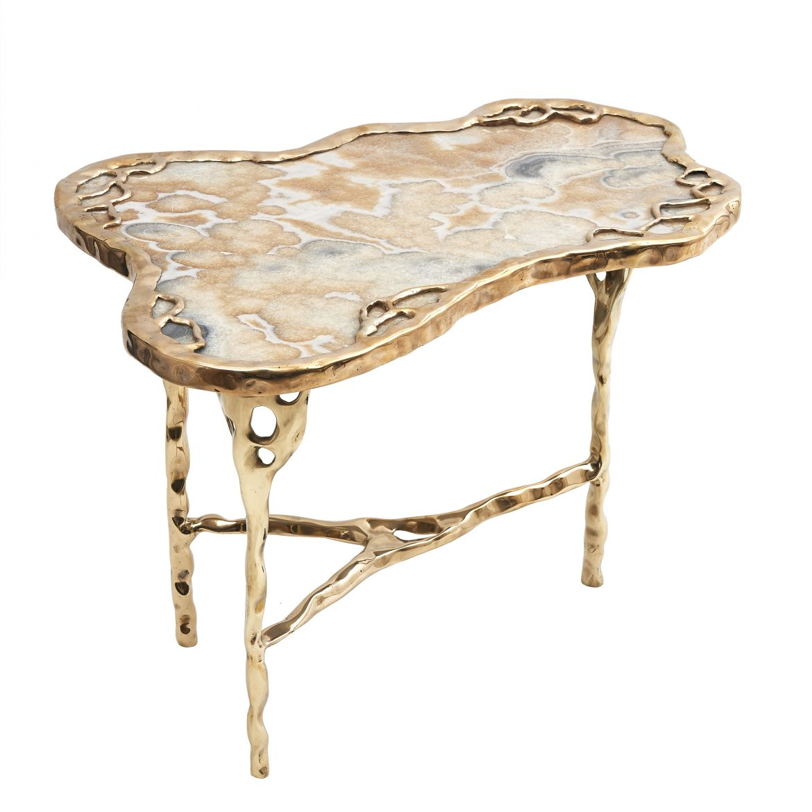 "Arriau ""Flack"" Biomorphic Table"