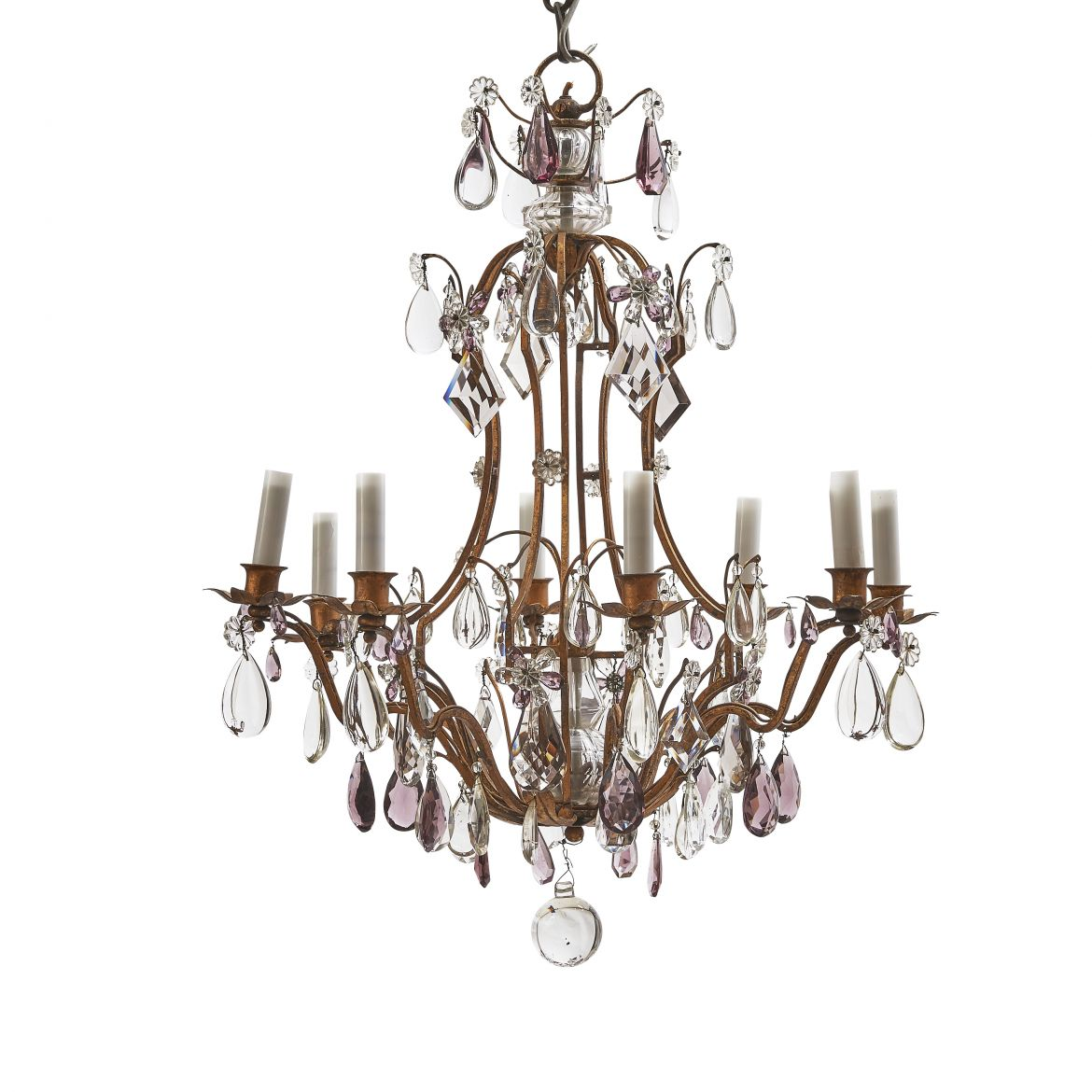 Small Bagues Chandelier