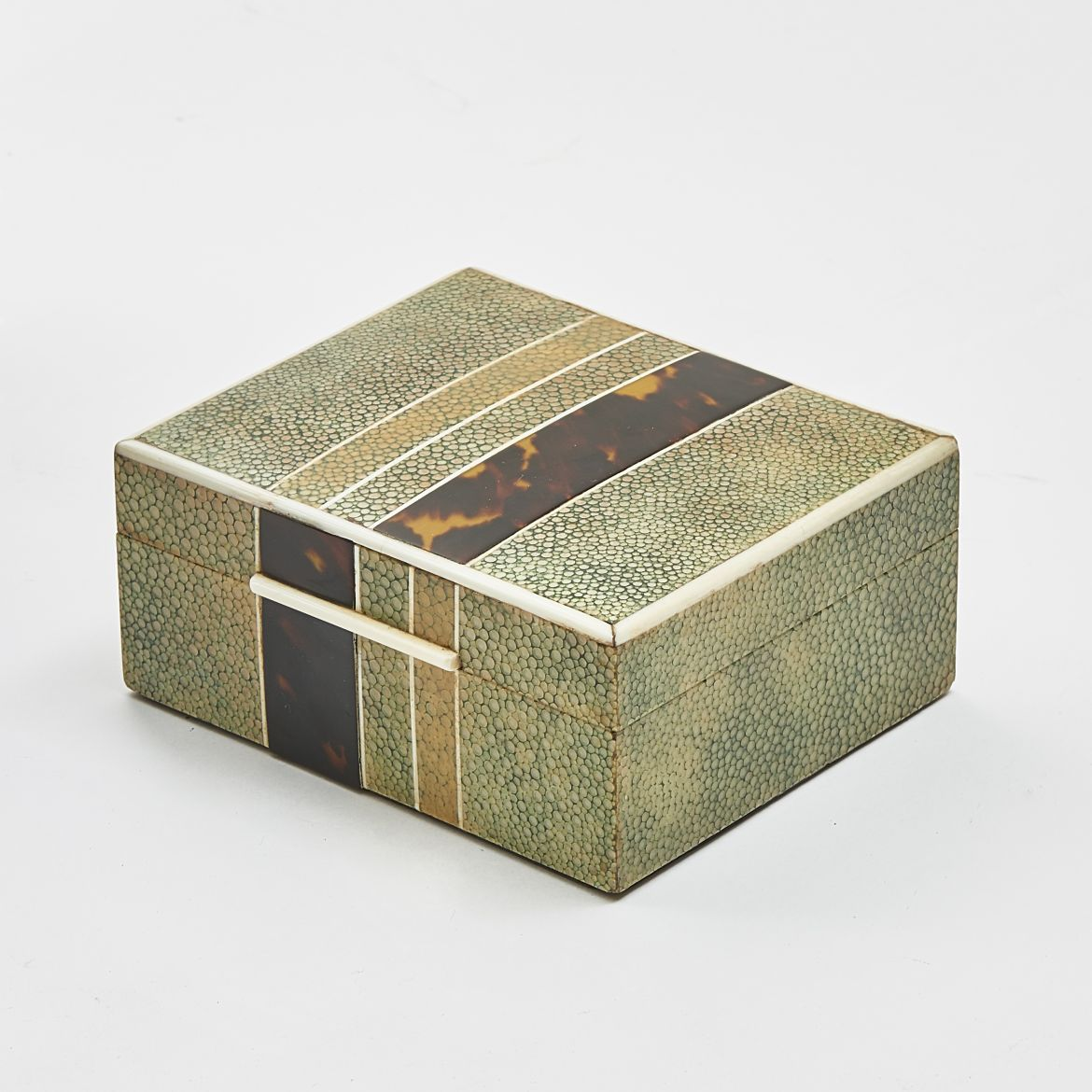 Small Shagreen Box
