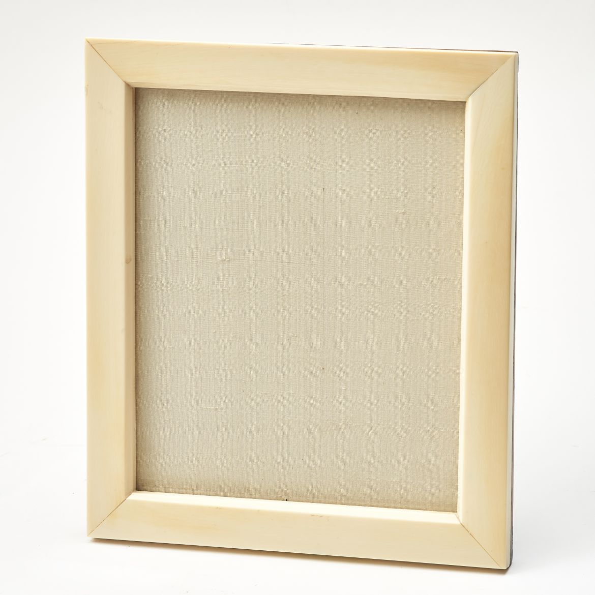 Bevelled Edge Ivory Frame