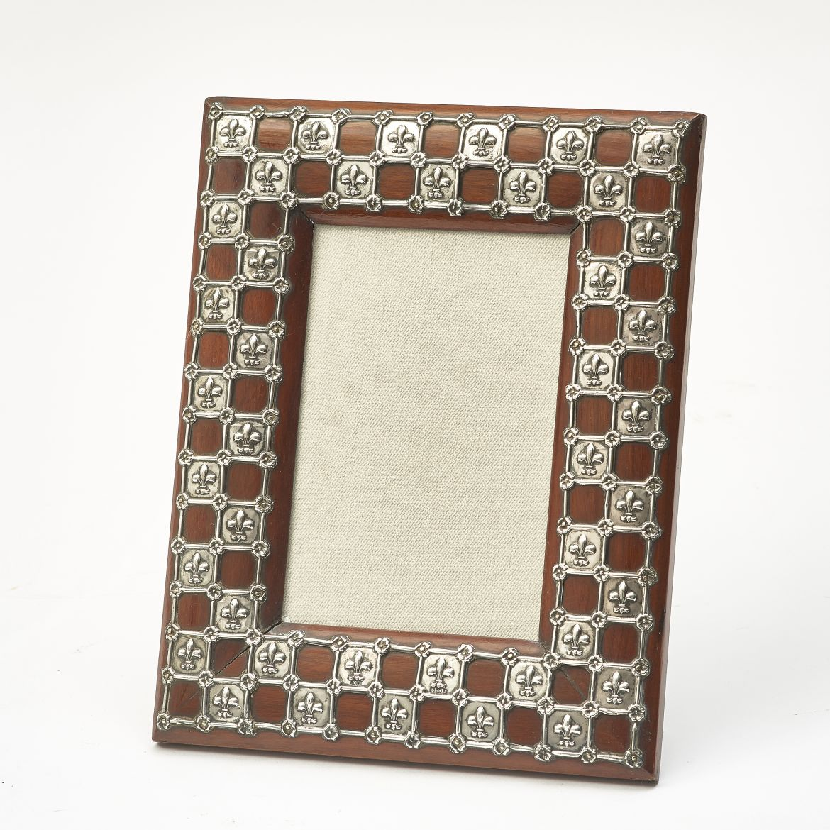William Deakin Fleur De Lys Photo Frame