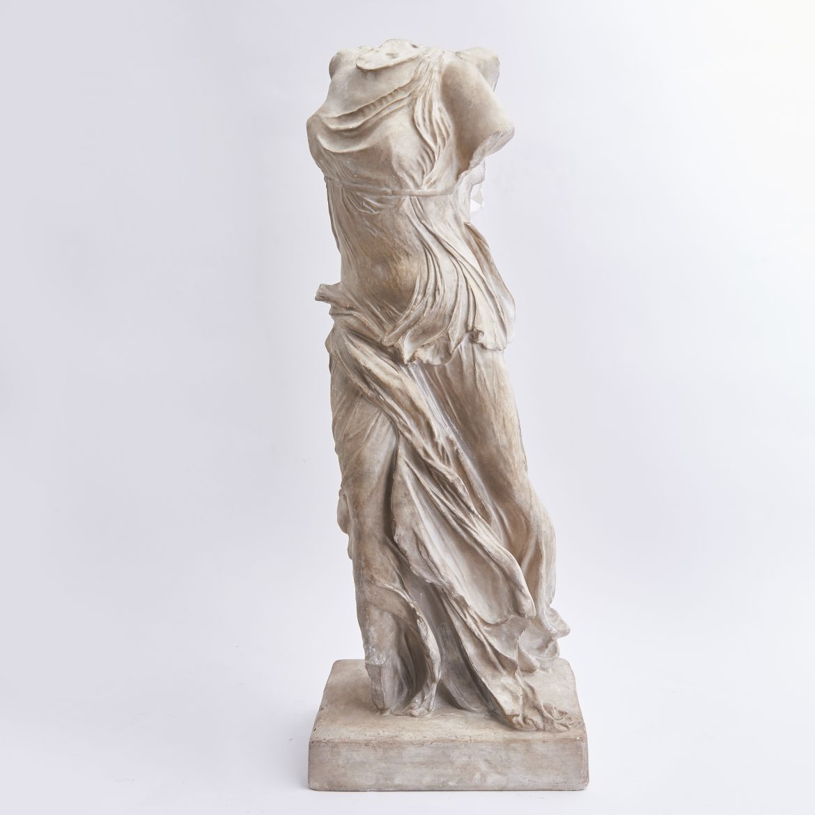 Plaster Of Nike Of Samothrace