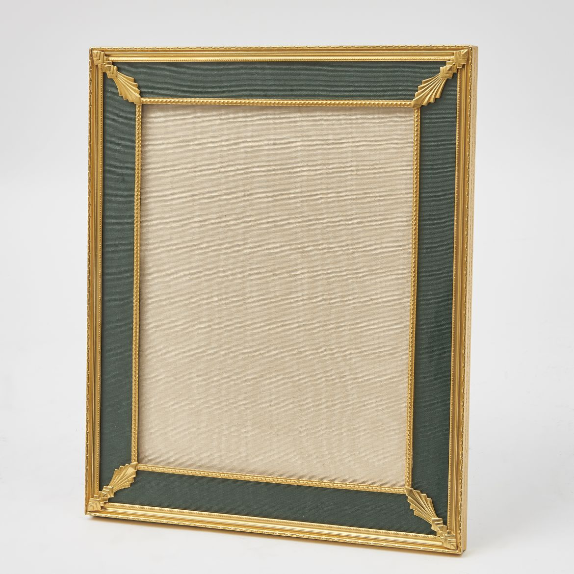 French Ormolu Frame with Green Slip