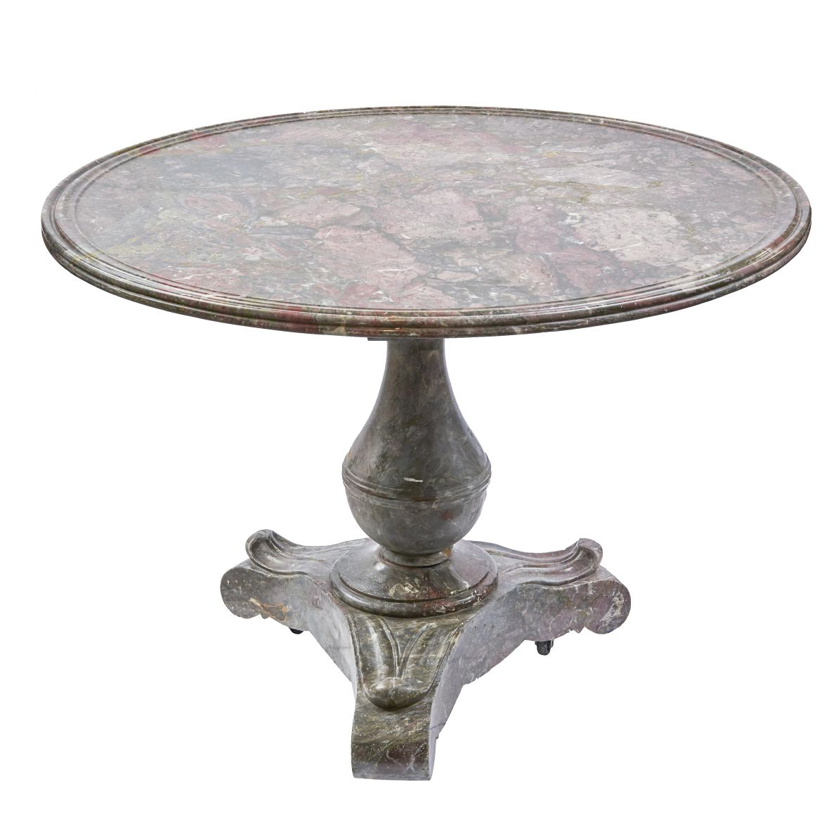 Brechè Basque Marble Table