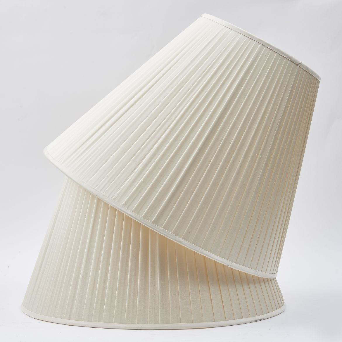 Porcelain Silk Shades