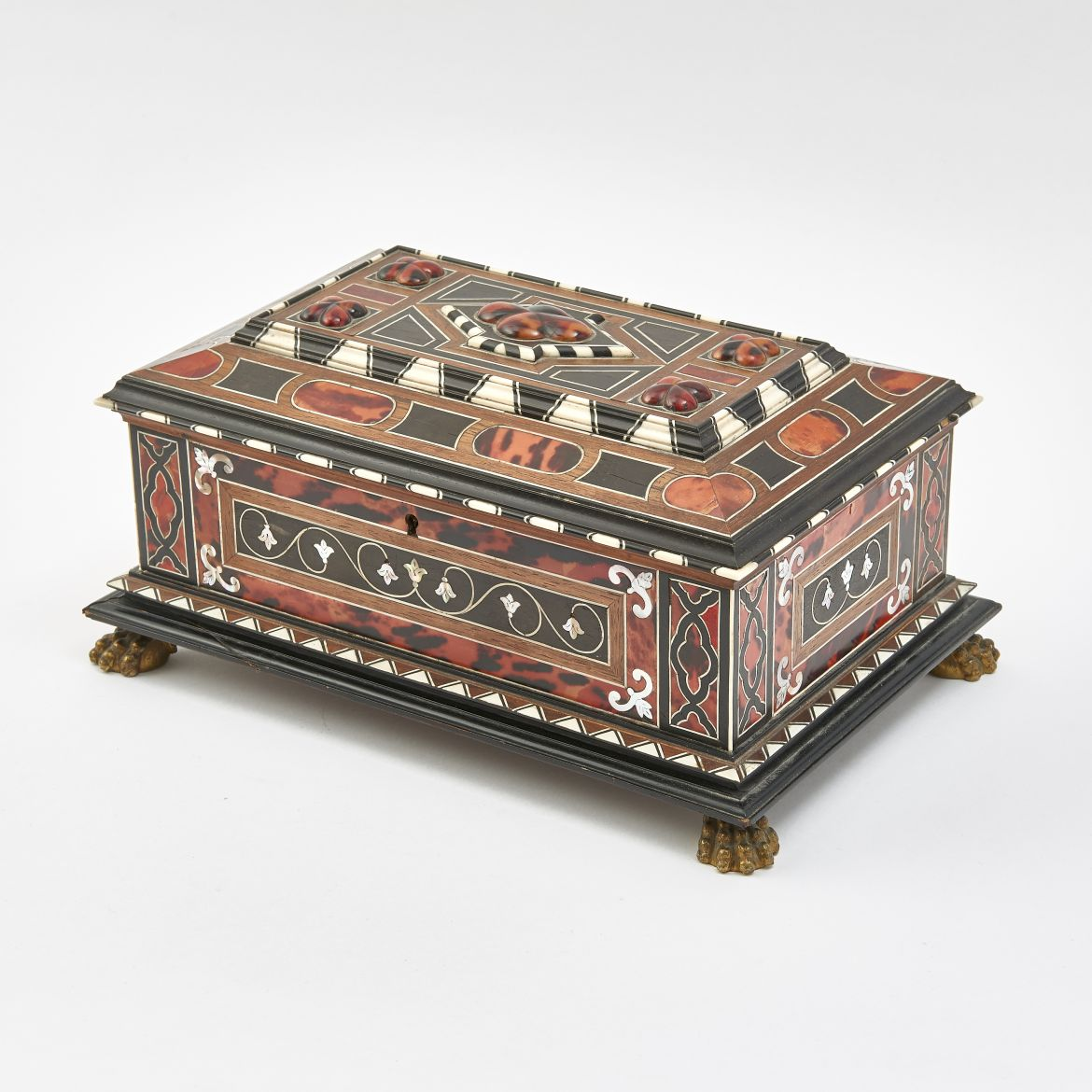 Flemish Inlaid Box