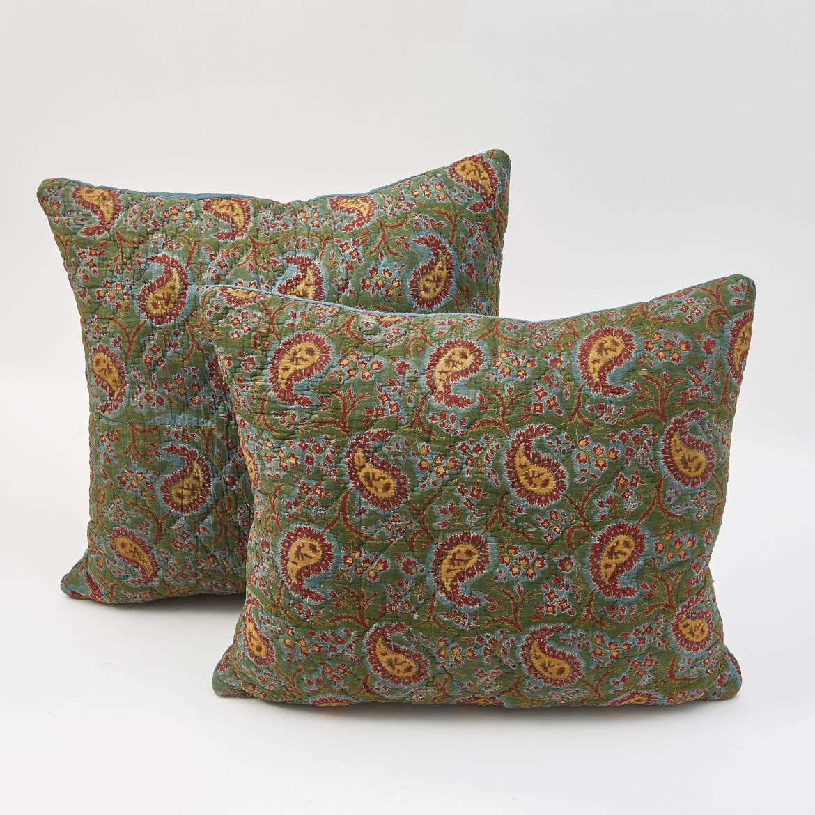French Paisley Cushions