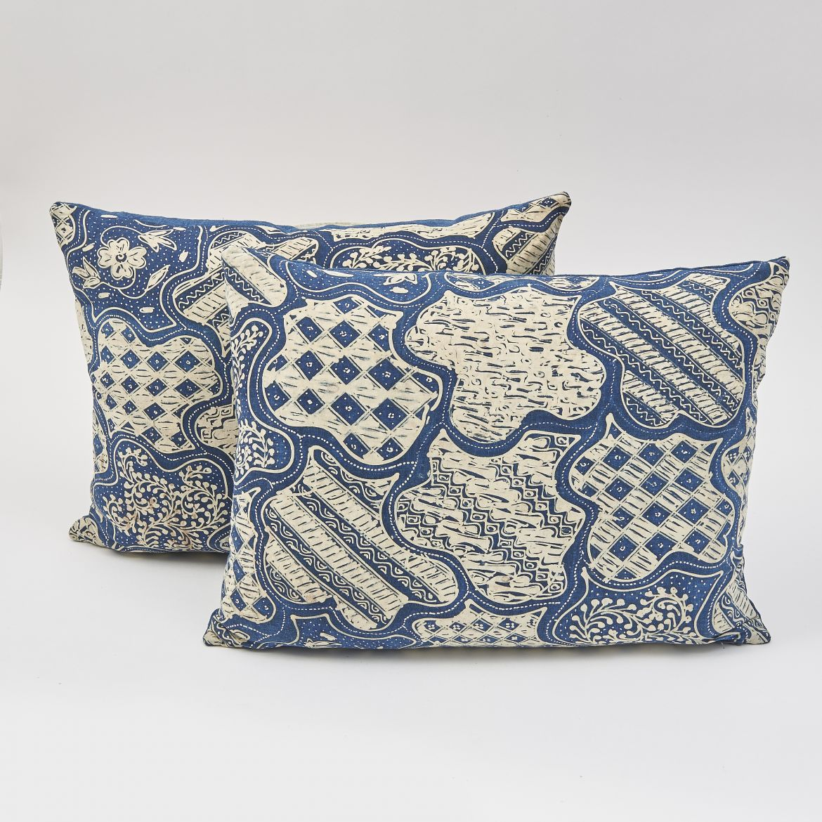 Indonesian Block Print Cushions