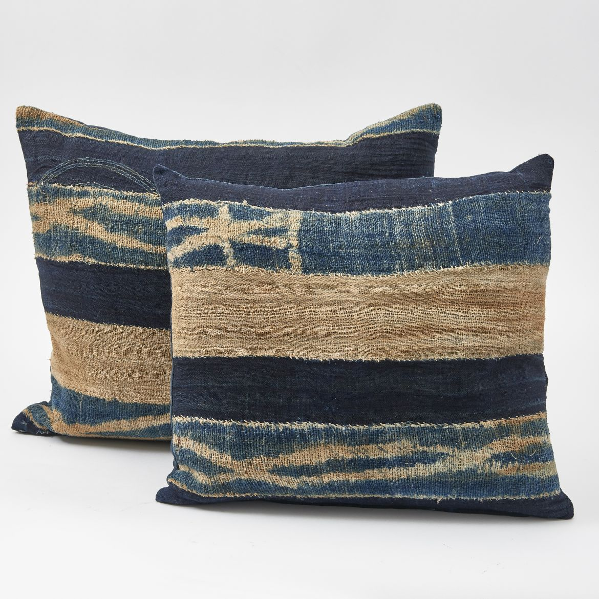 African Textile Cushions