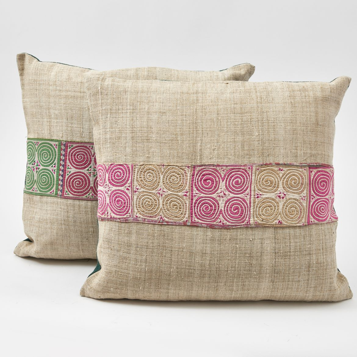 Miao Embroidered Cushions