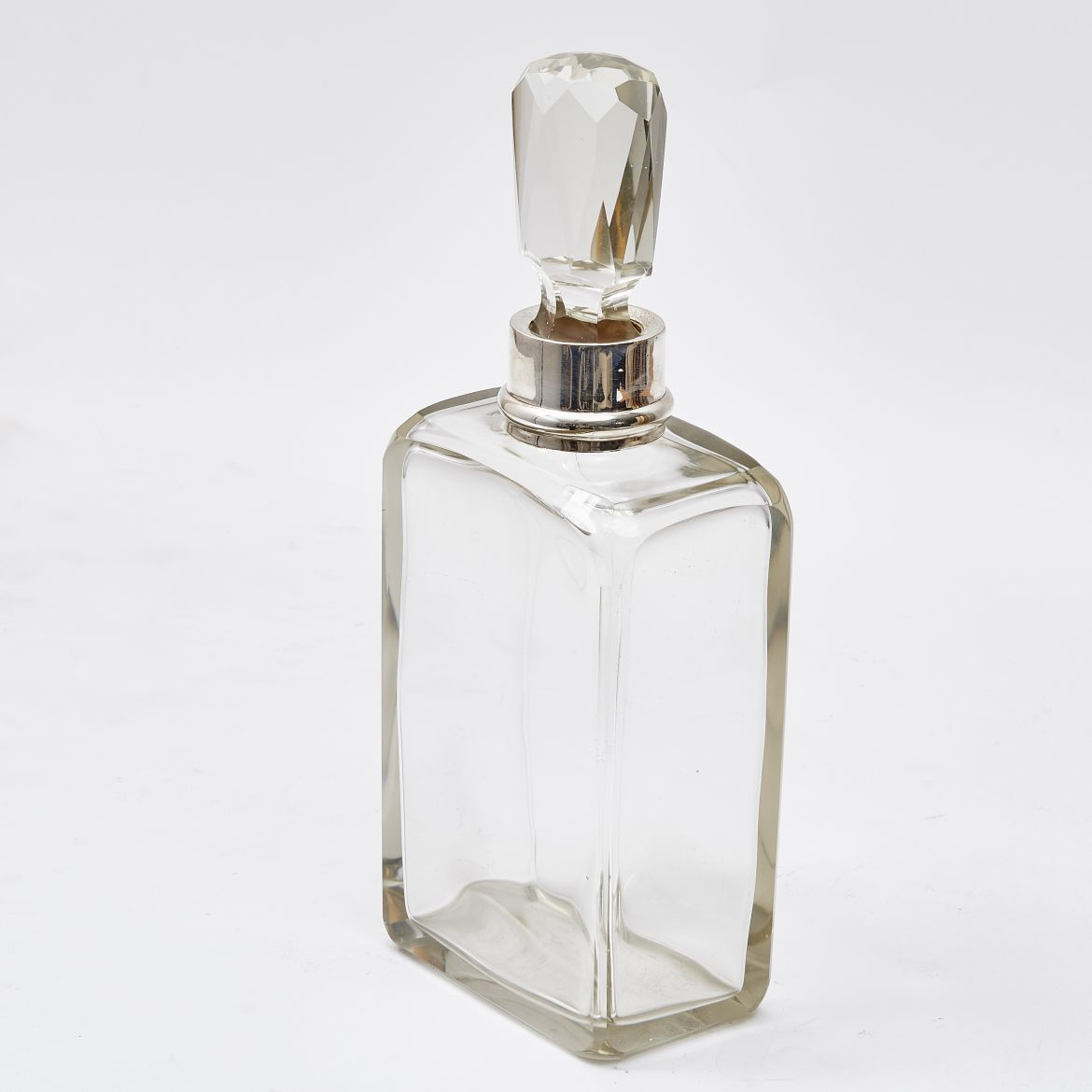 Hukin and Heath Art Deco Decanter