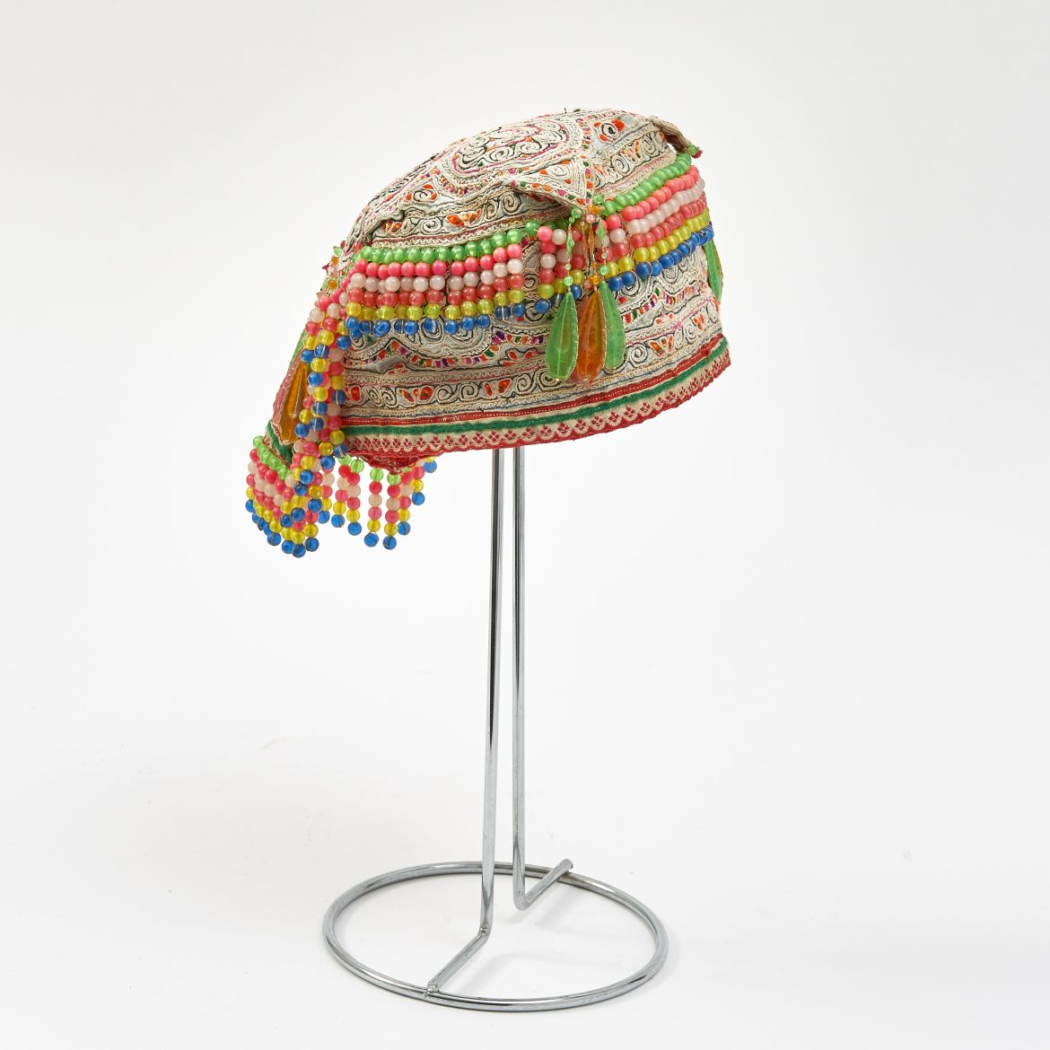 Miao Beaded Hat