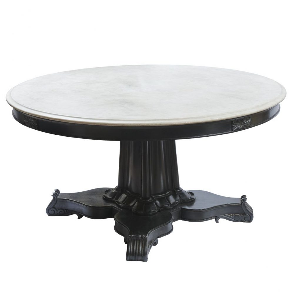 Anglo Indian Centre Table
