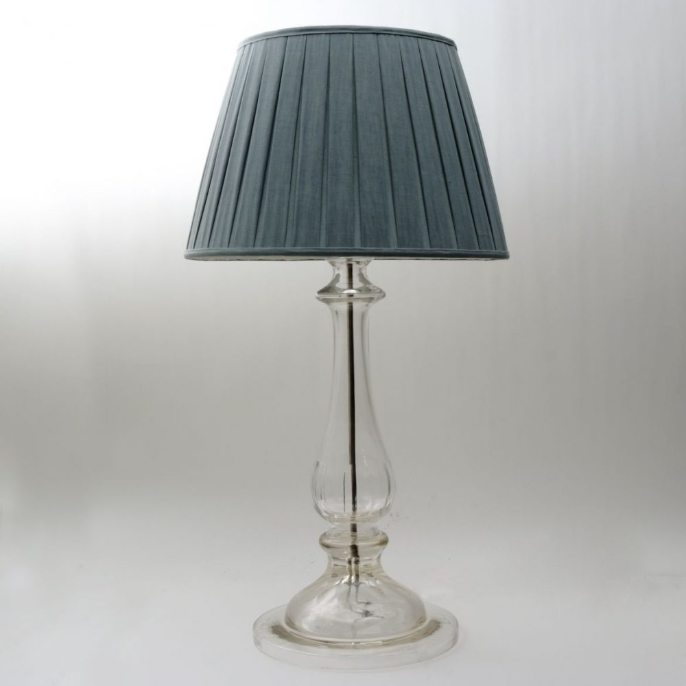 Contemporary Glass Imperial Lamp