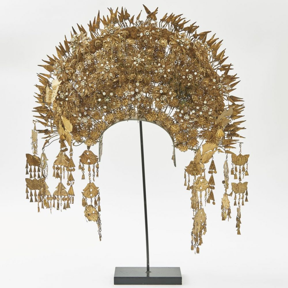 Sumatran Ceremonial Headdress
