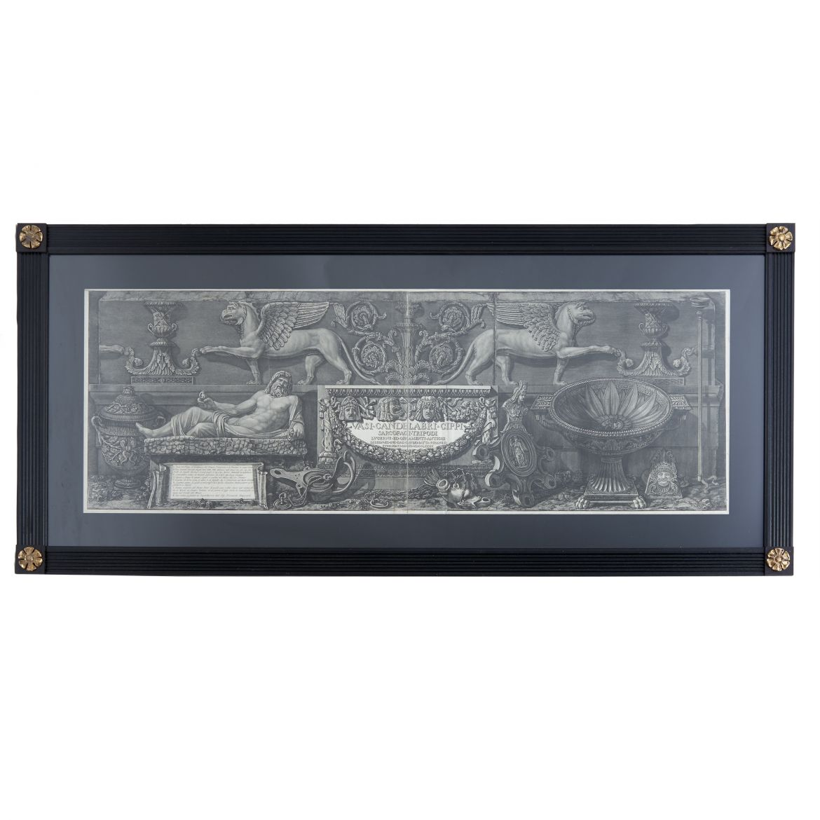 Large Piranesi Etching