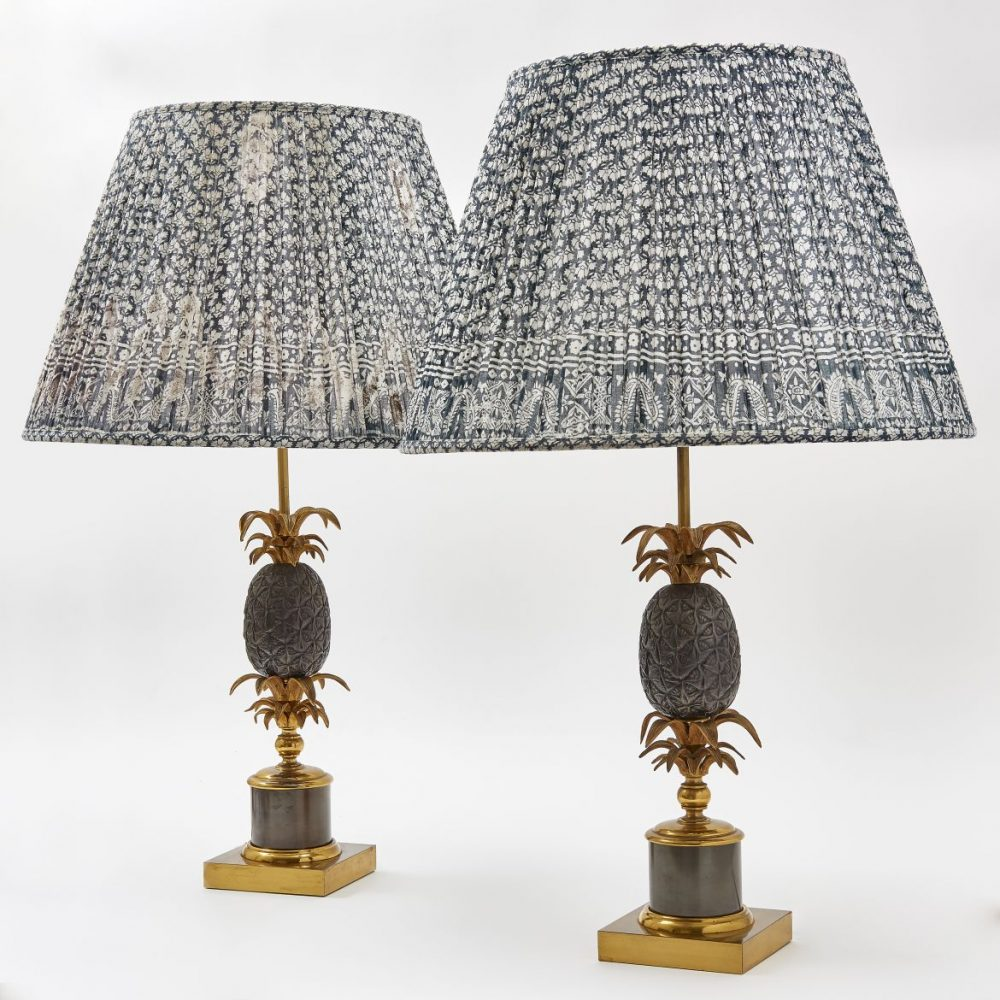 Maison Charles Pineapple Lamps