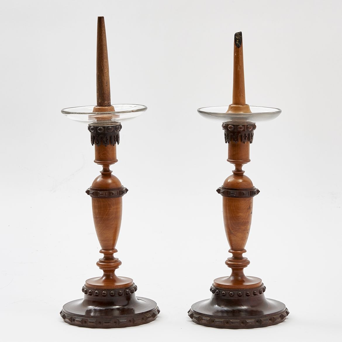 Victorian Holtzapffel Pricket Sticks