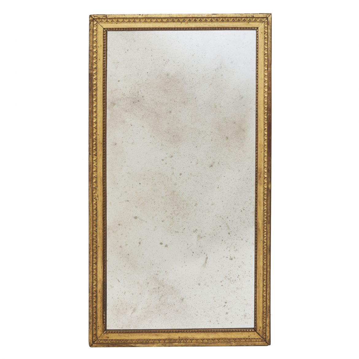 Rectangular Giltwood Mirror