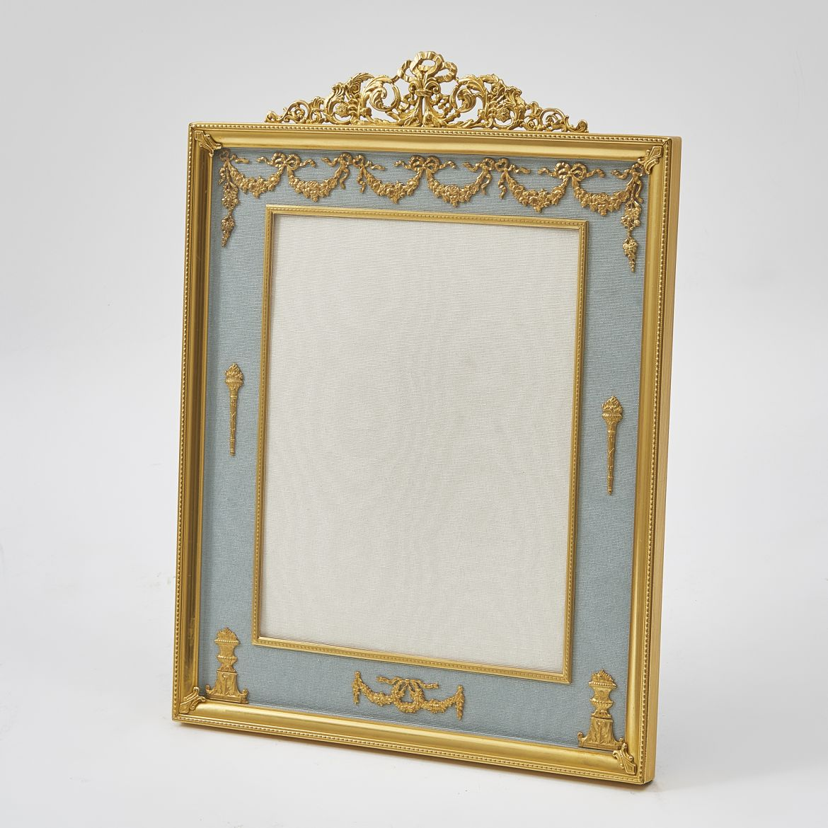 French Classical Motifs Photo Frame