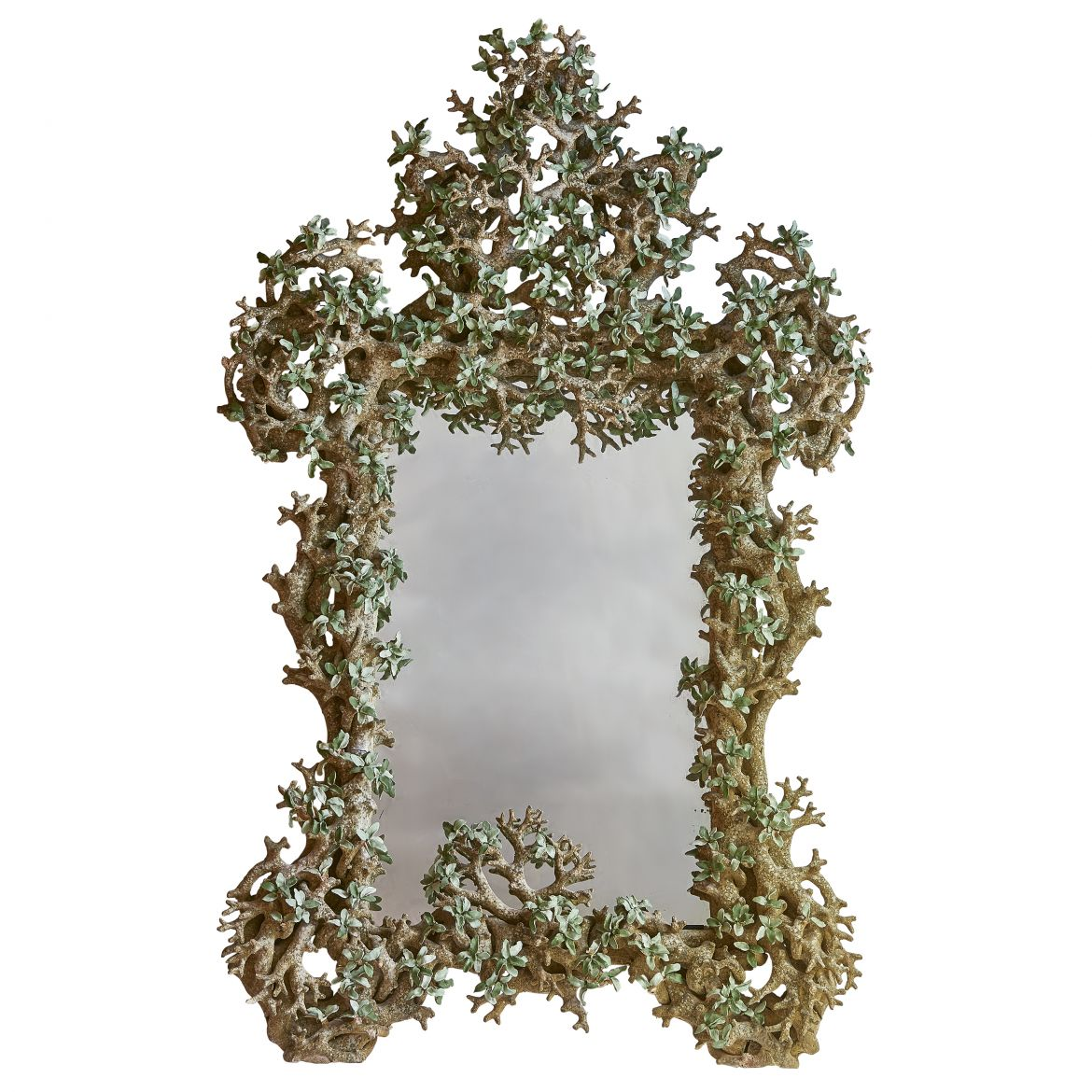 Grotto Style Mirror by Edouard Chevalier