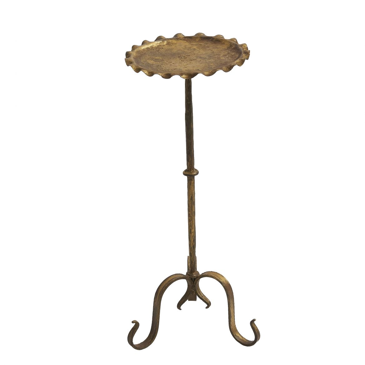 Spanish Gilt Iron Table