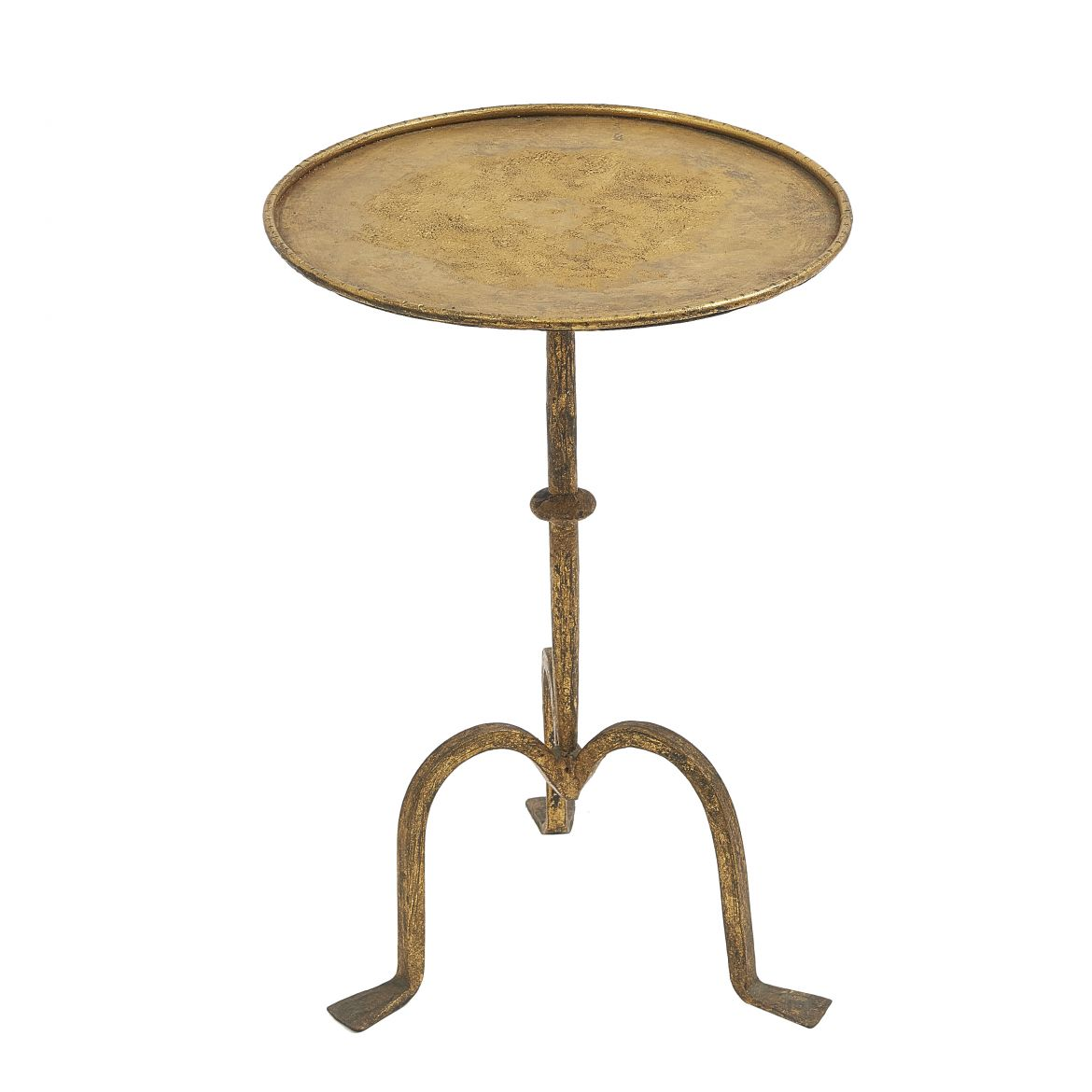 Gilt Iron Table