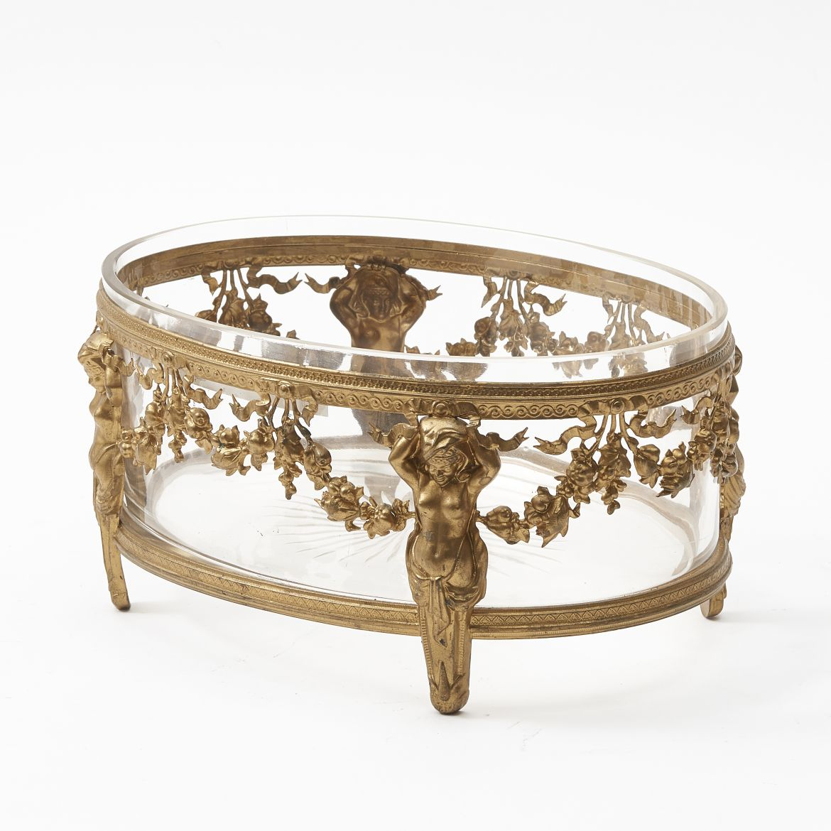 French Ormolu Mounted Jardiniere