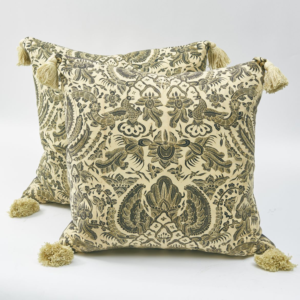 Java Block Print Cushions