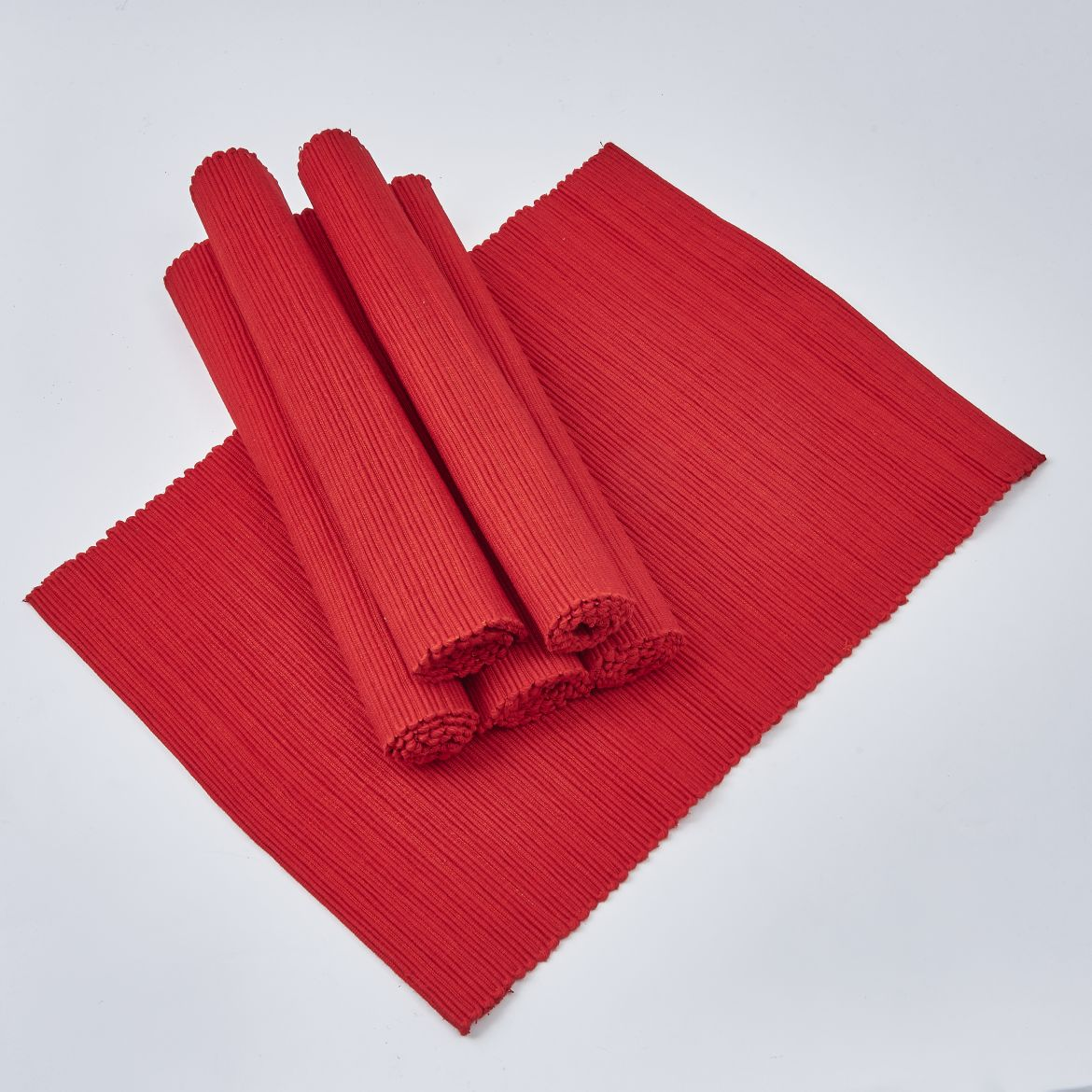 Pure Red Placemats
