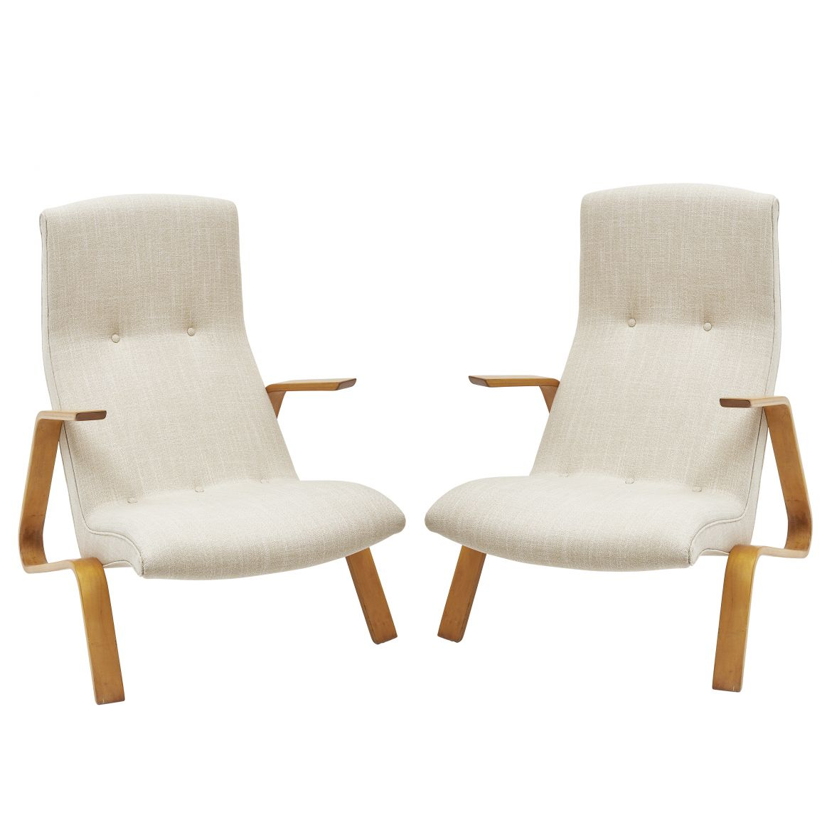 Knoll Eero Saarinen Grasshopper Chairs