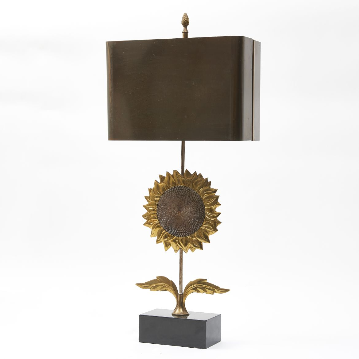 Maison Charles Metal Sunflower Lamp
