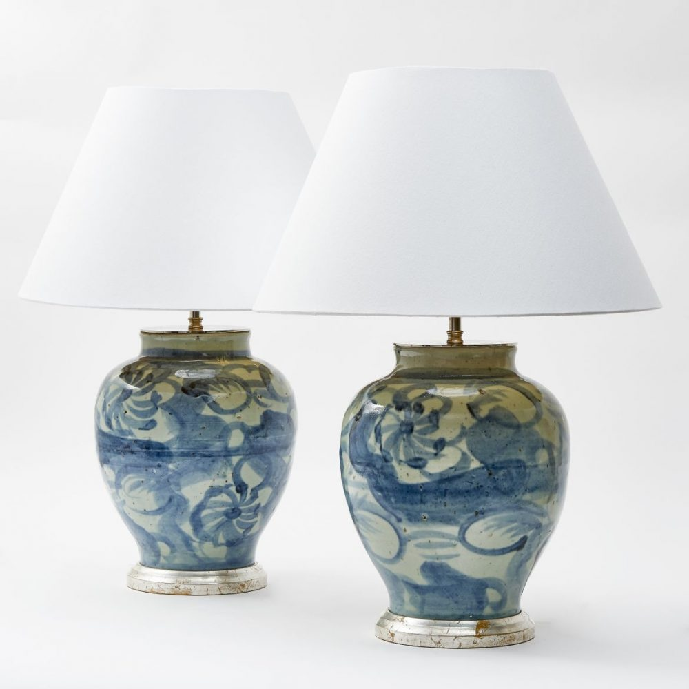 Chinese Ming Style Lamps
