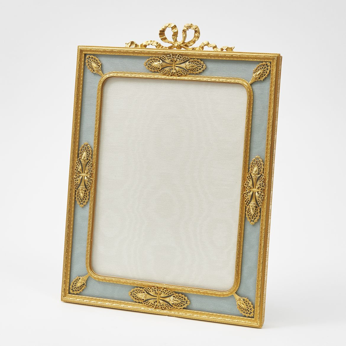 Ormolu Frame With Filigree Decoration