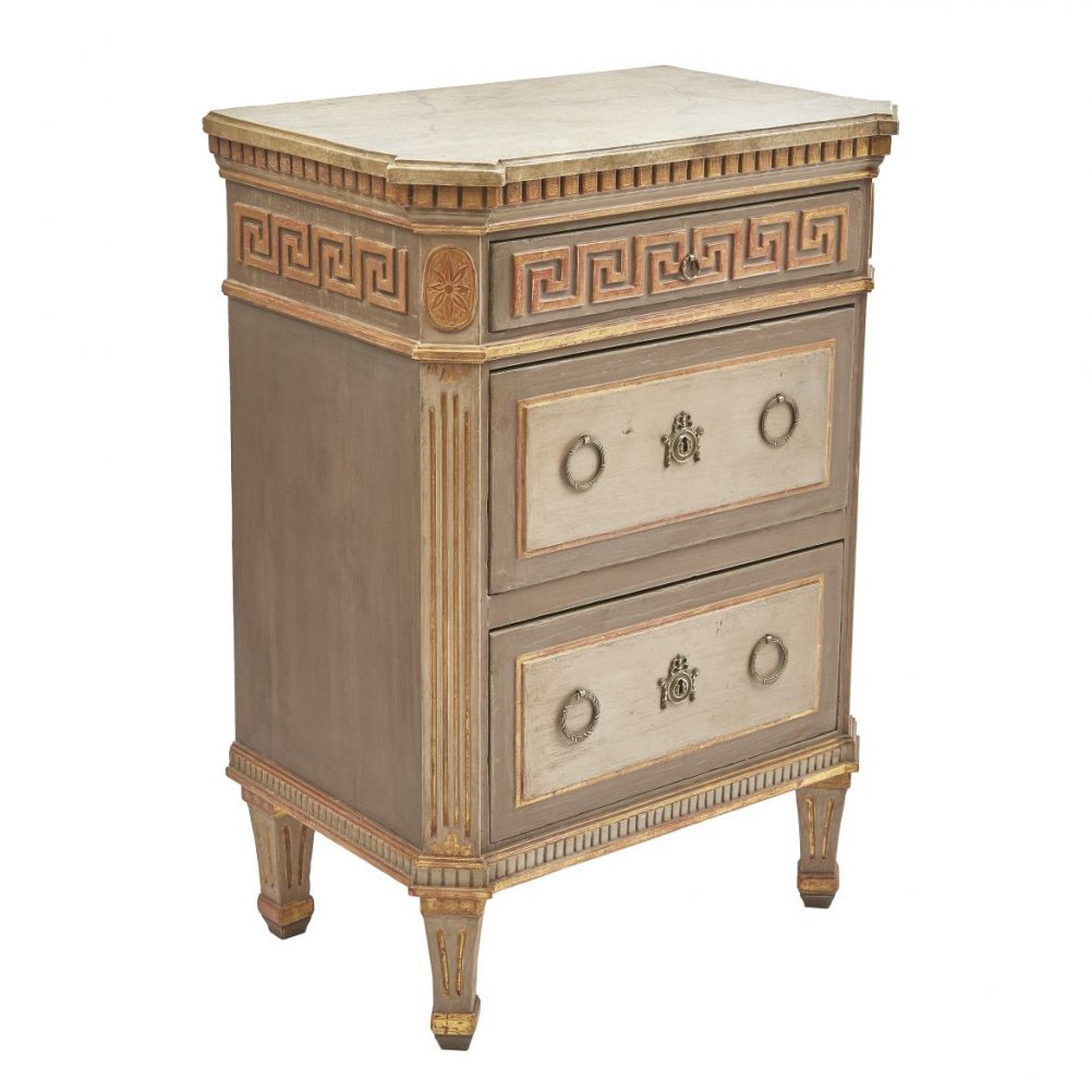 Danish Neoclassical Commode