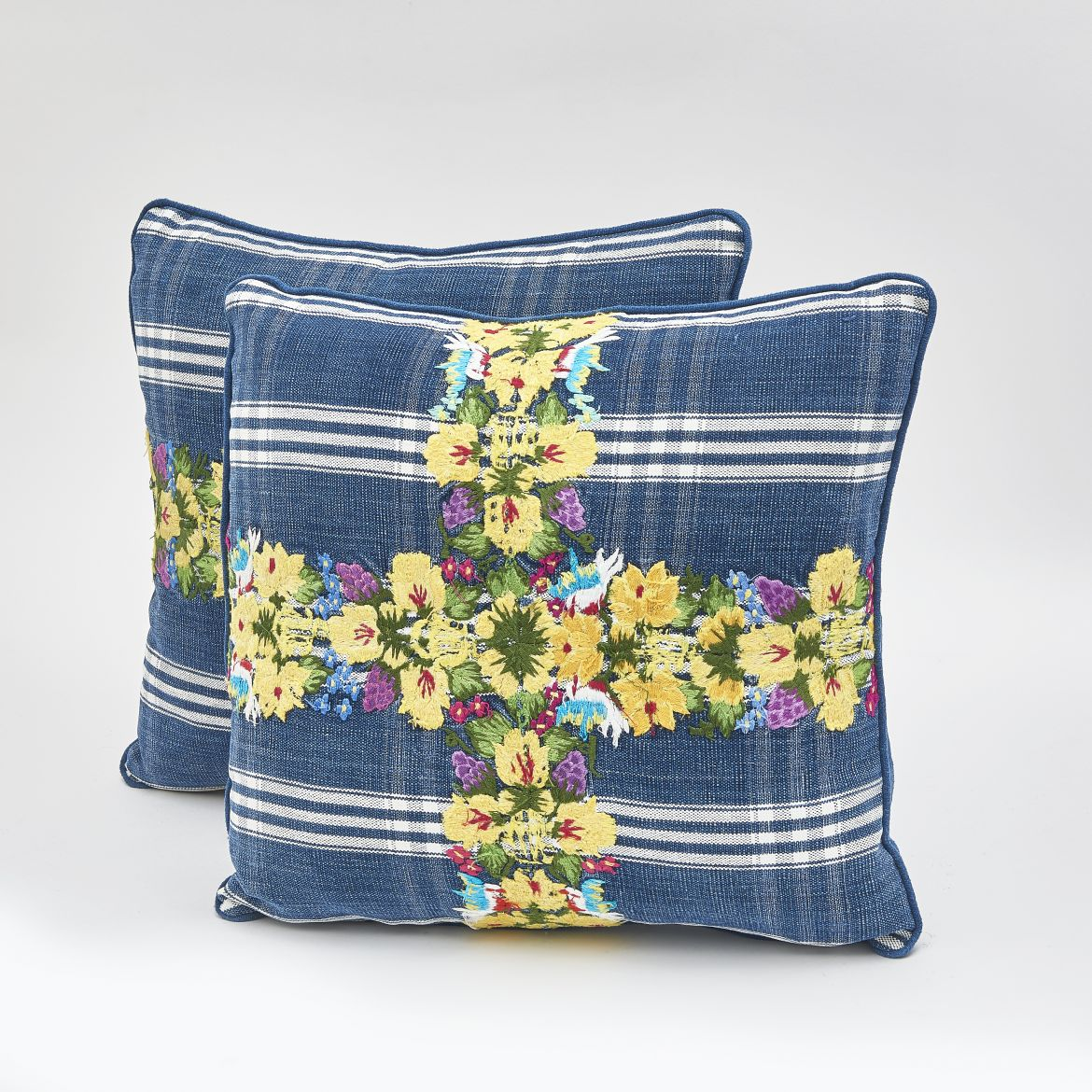Central American Fabric Cushions