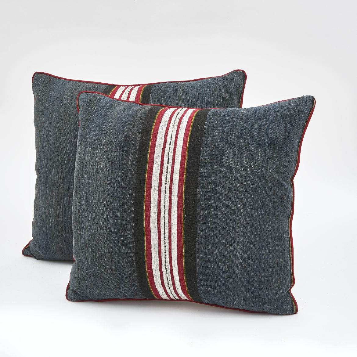 African Fabric Cushions