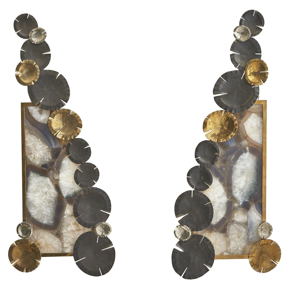 Nenuphar Wall Sconces By Arriau