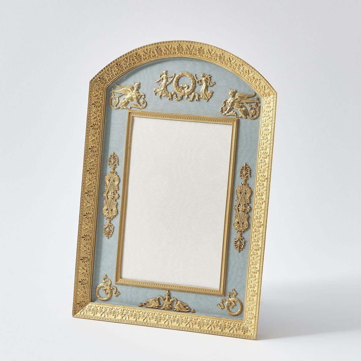 French Ormolu Empire Style Frame