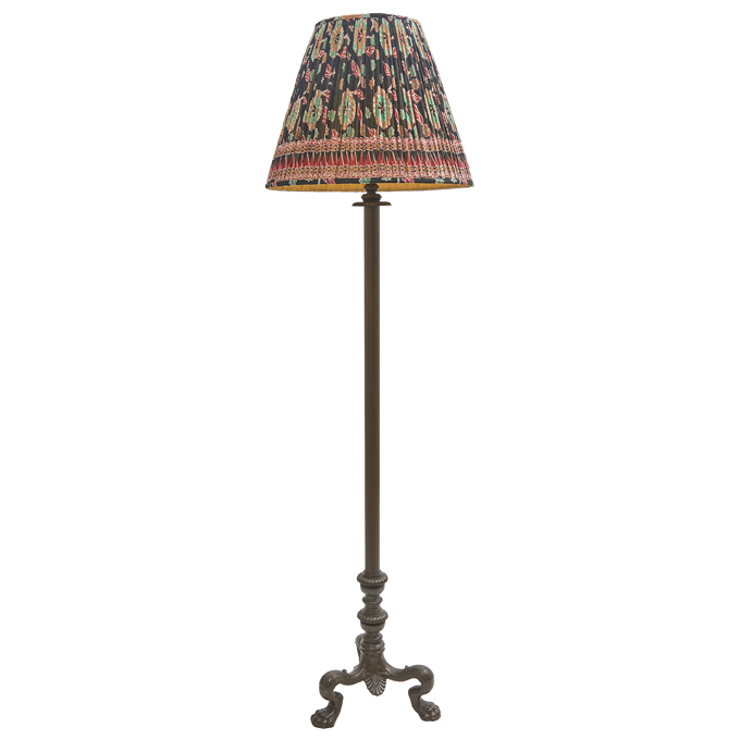 French Greek Revival Style Standard Lamp