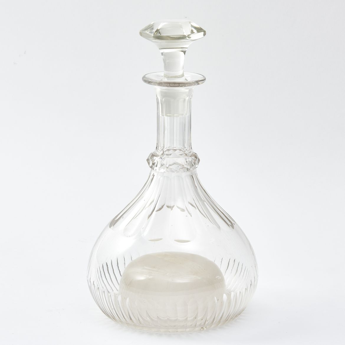 Unusual Victorian Decanter