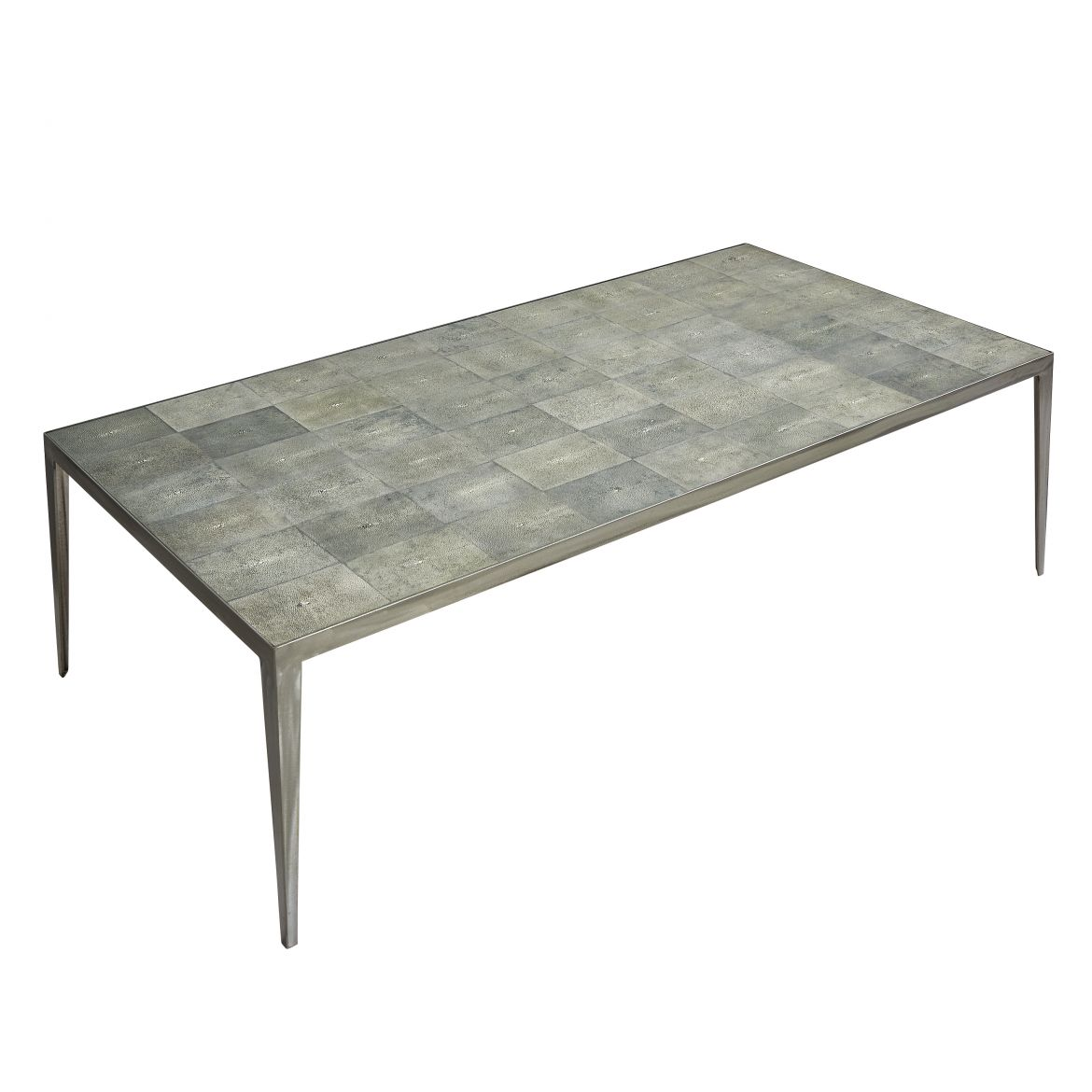 Contemporary Shagreen Coffee Table