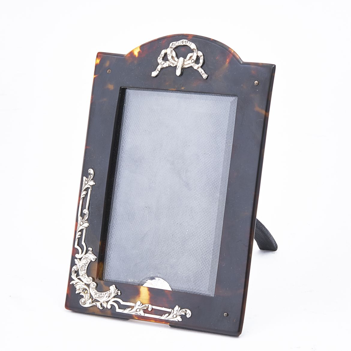 Victorian Tortoiseshell Photo Frame