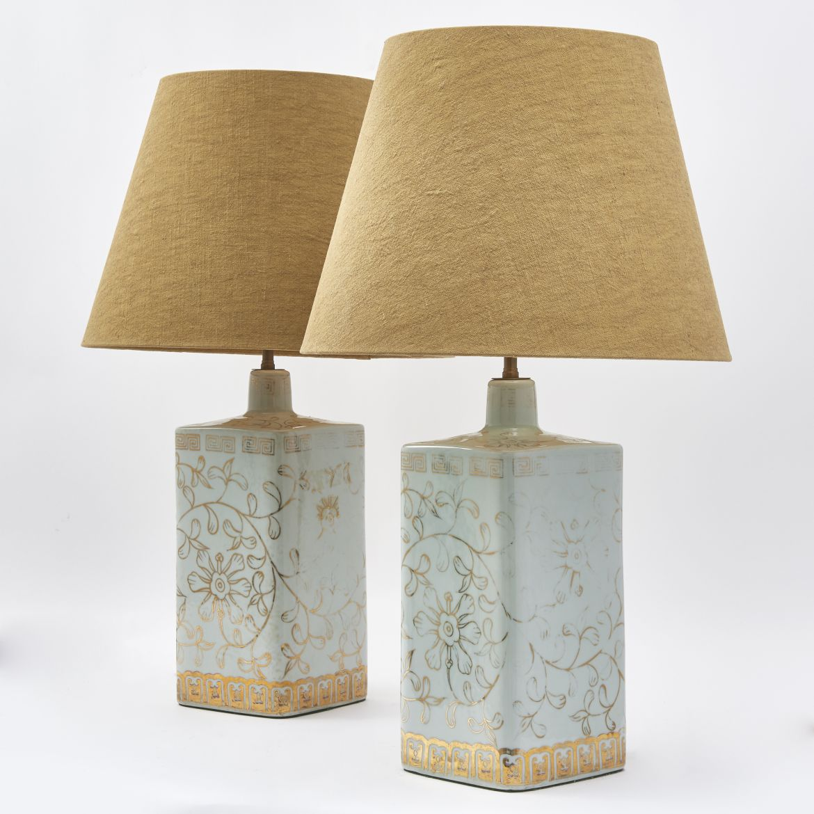 Vintage Chinese Style Lamps
