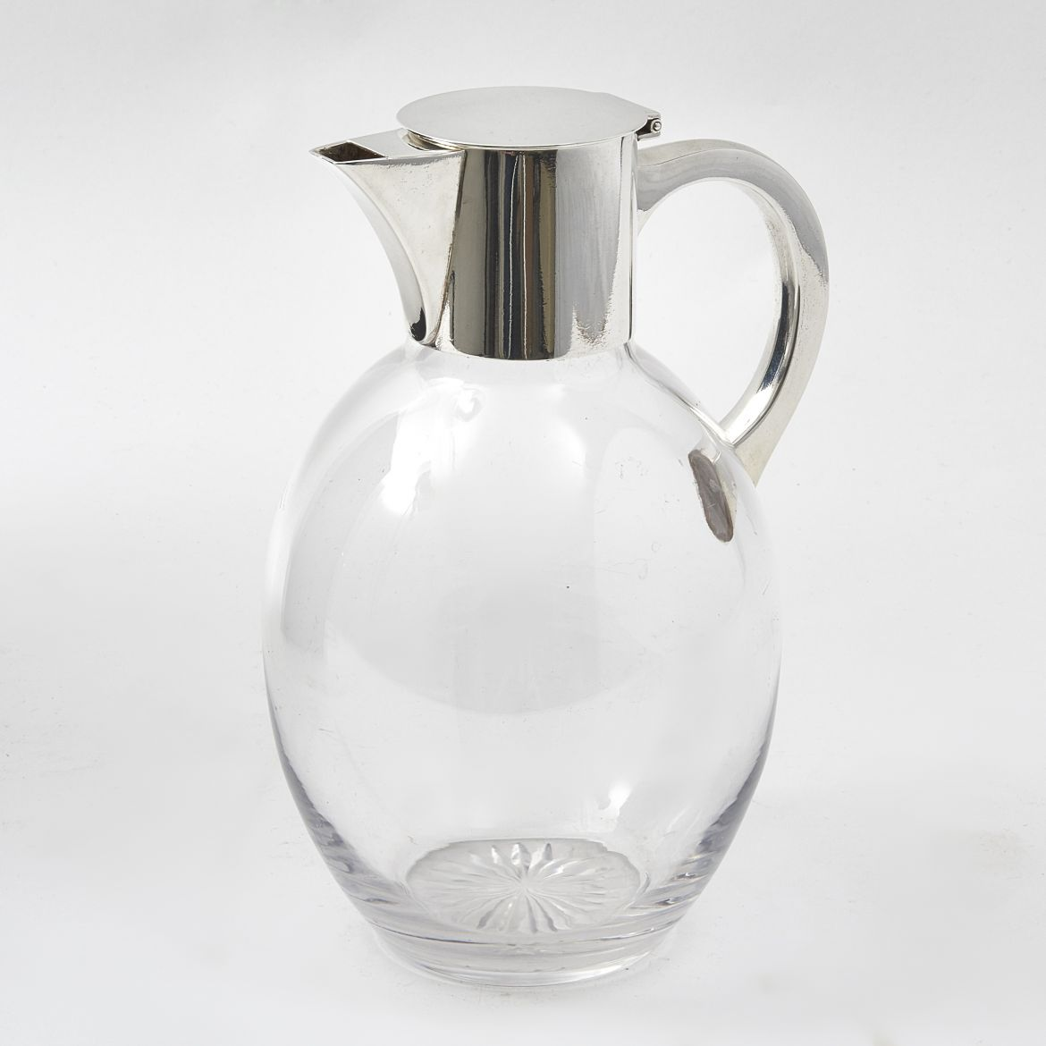 Hukin and Heath Hallmarked Claret Jug