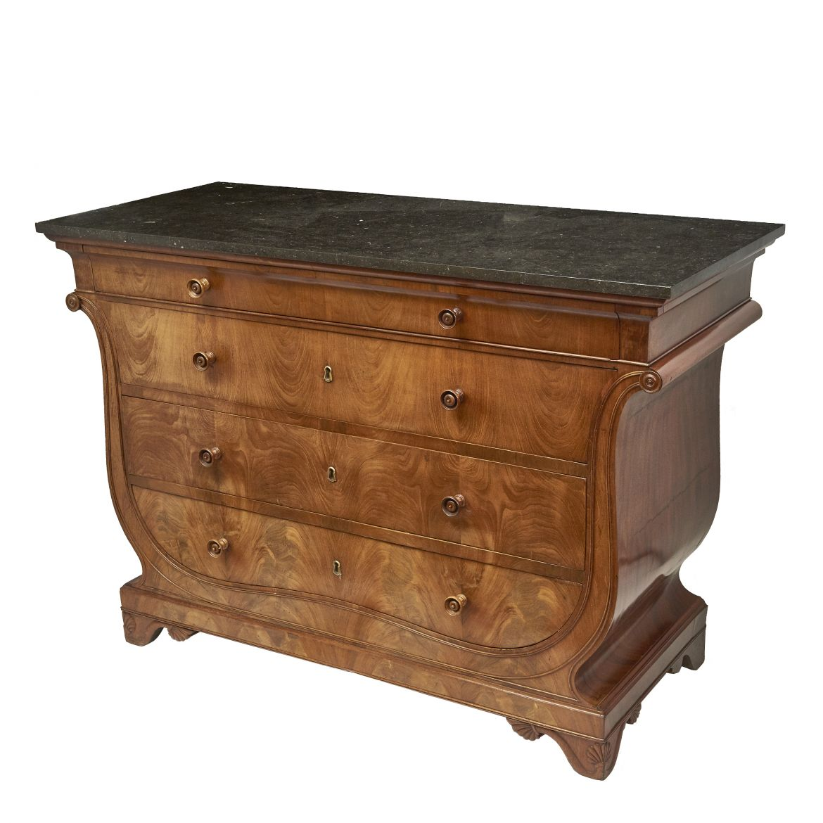 Baltic Mahogany Commode
